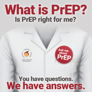 The Health Department has answers to your questions about PrEP for HIV prevention