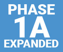 Fase 1A ampliada