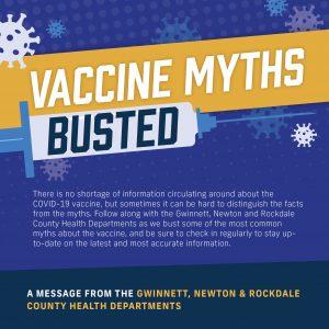 Vaccine Myths Busted!