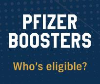Tên lửa đẩy Pfizer - Ai đủ điều kiện.